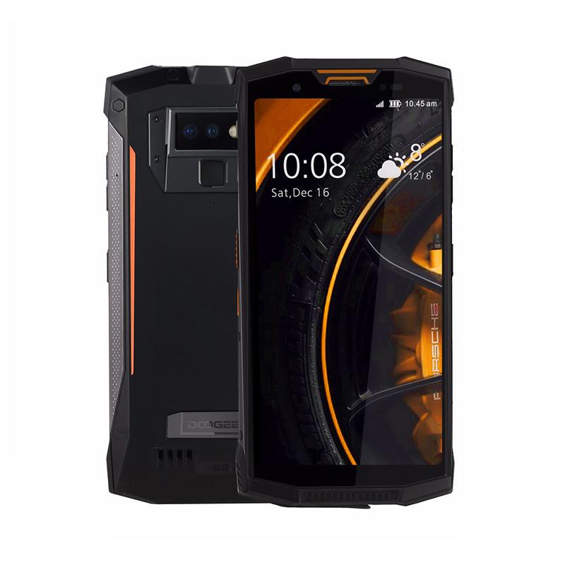 DOOGEE S80 Lite 4G Smartphone 4GB RAM 64GB ROM Global Version фото