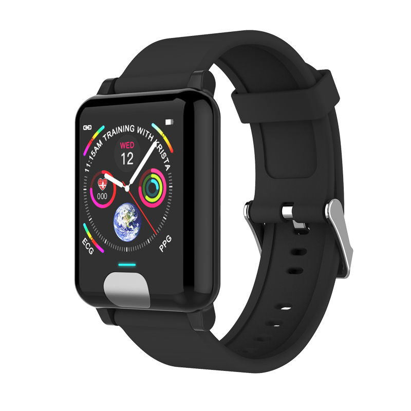 E04 ECG Smartwatch фото