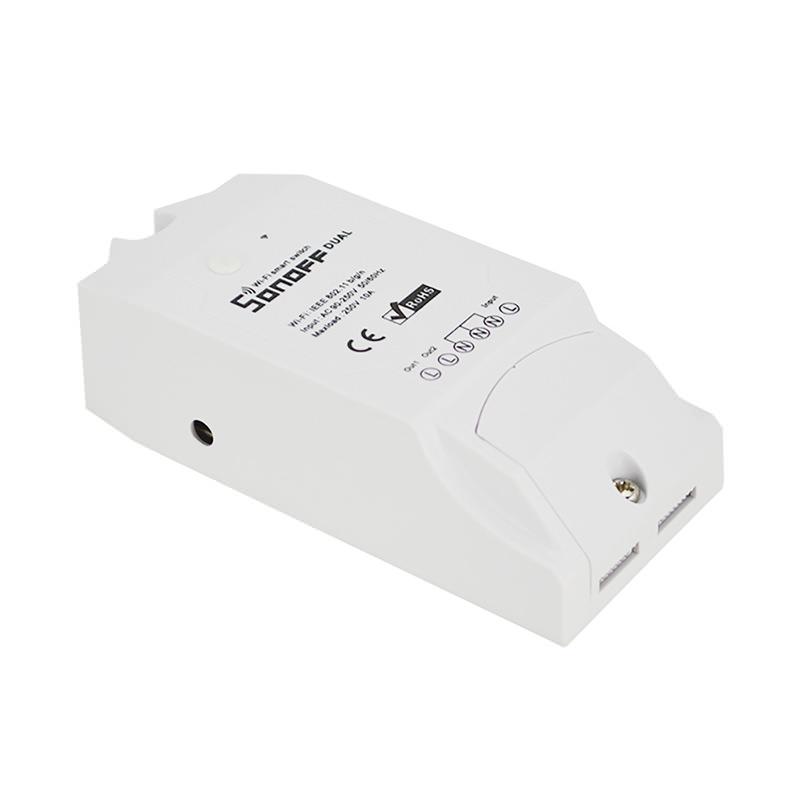 Sonoff Dual Wifi Smart Switch фото