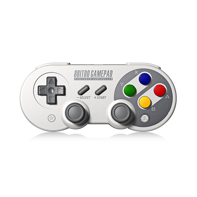 8Bitdo SF30 Pro Wireless Bluetooth Controller with Joystick US Version фото