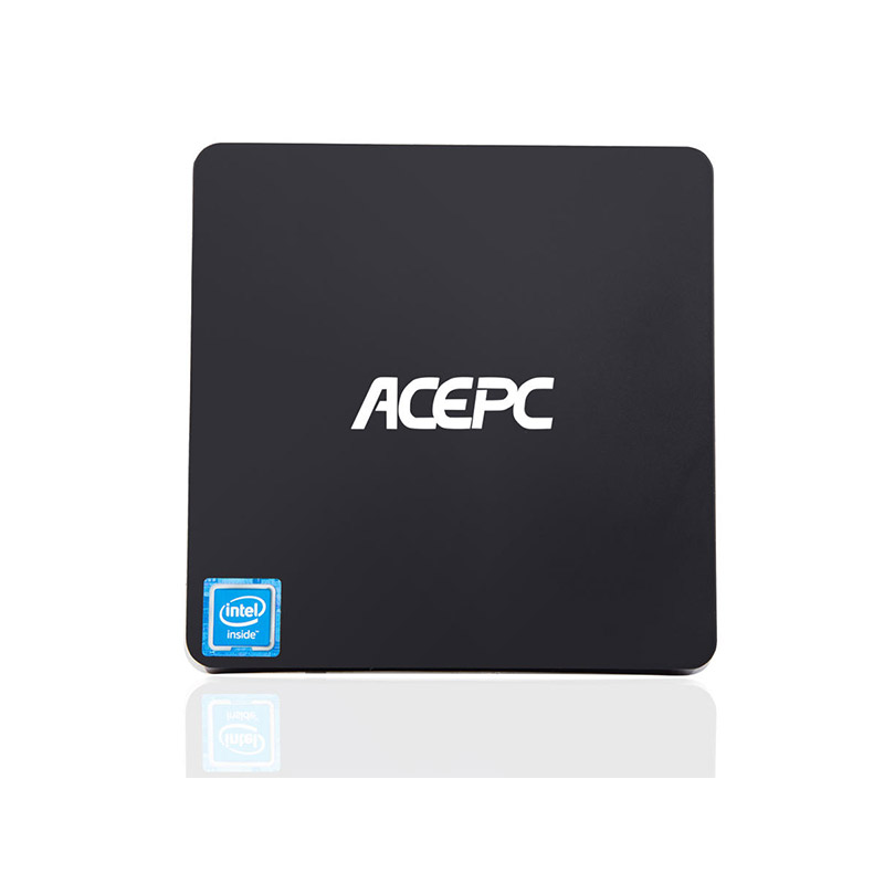 ACEPC T11 Mini PC 4GB RAM 64GB ROM WIFI Bluetooth Support Windows 10 фото