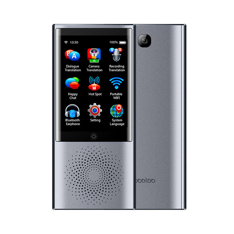 Boeleo W1 AI Touch Control Voice Translator фото
