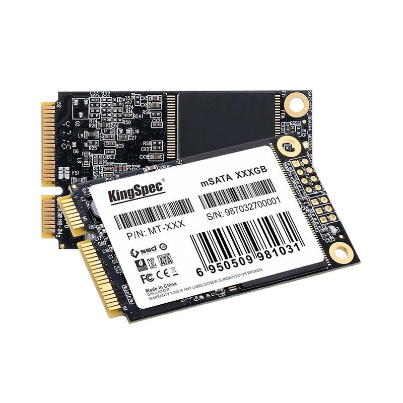 KingSpec MT-XXX mSATA SSD SATAIII Internal Solid State Drive фото