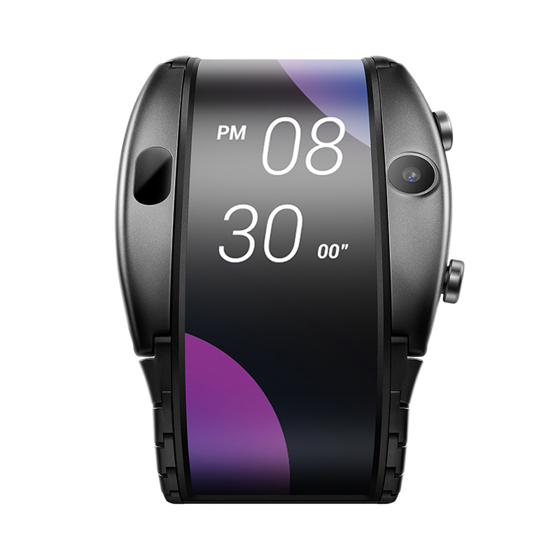 Nubia Alpha 4.01 Inch Flexible Screen Smartwatch Phone фото