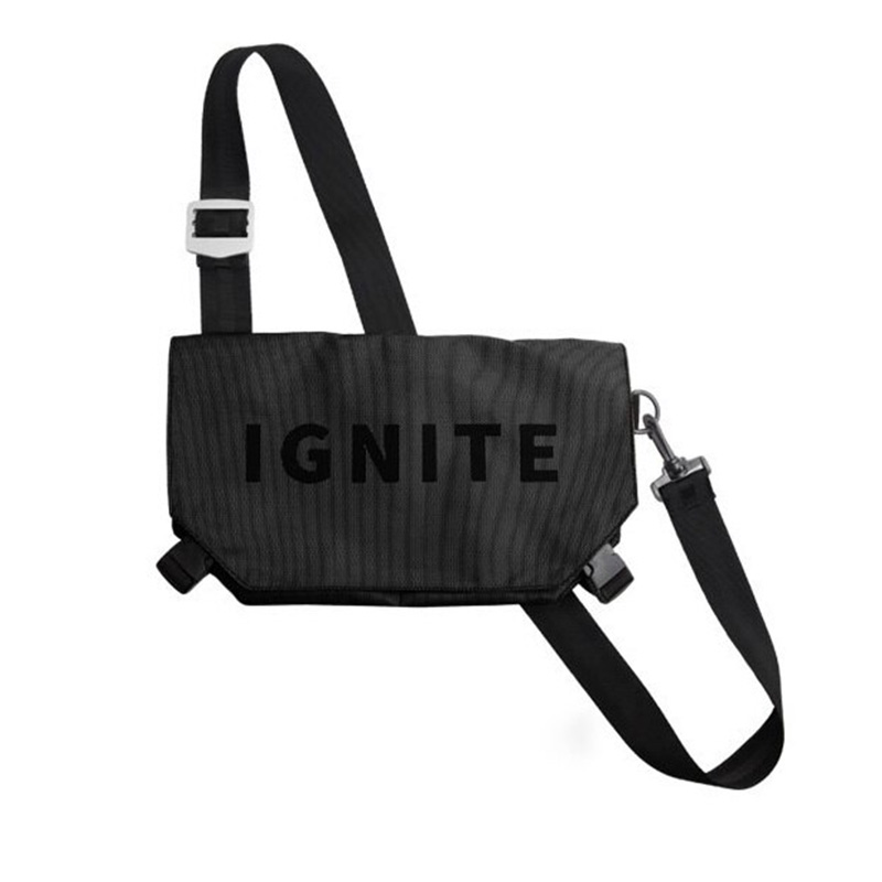 Xiaomi Youpin IGNITE Shoulder Crossbody Bag Sports Casual Outdoor Waterproof фото