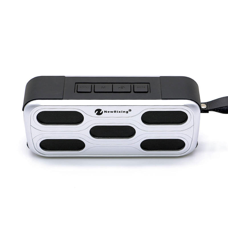 Newrixing NR-3018 Outdoor Wireless Bluetooth Speaker Support TF Card AUX фото