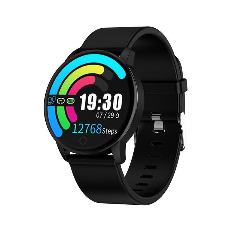 Newwear Q20 Smartwatch Heart Rate Monitor 30Days Standby фото
