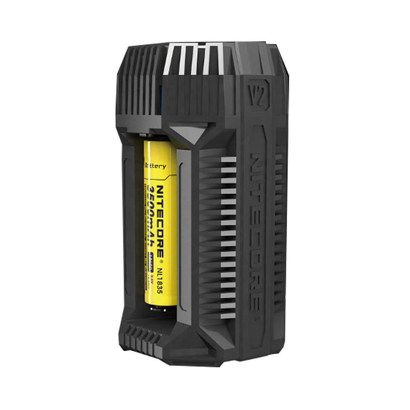 NITECORE V2 6A In-Car Speedy Battery Charger with 12V Adapter and USB Ports фото