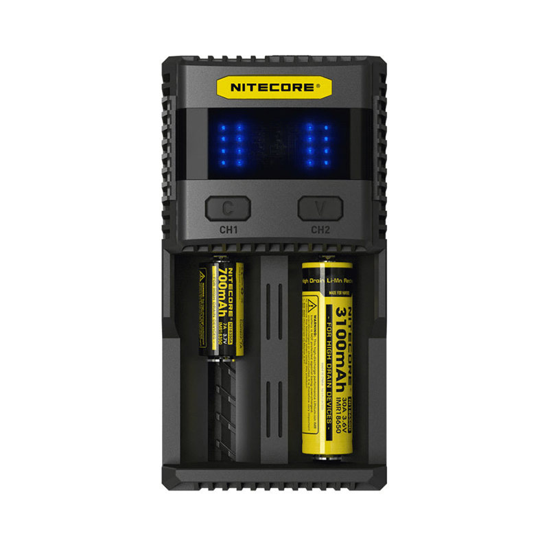 Nitecore SC2 3A Quick Charge Intelligent Battery Charger фото