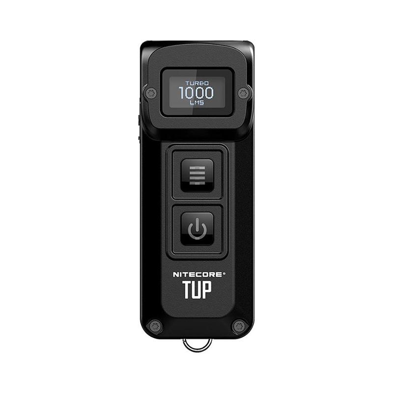 NITECORE TUP Portable EDC Pocket Flashlight 1000LM фото