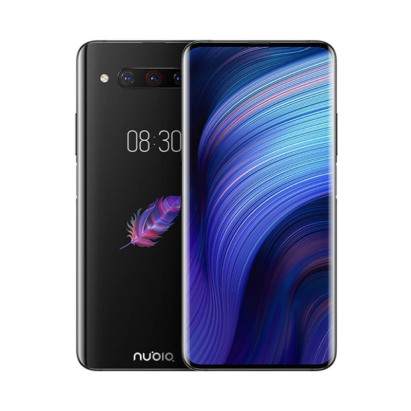 Nubia Z20 NX627J 4G Smartphone Chinese & English Version Snapdragon 855 Plus Android 9.0 фото