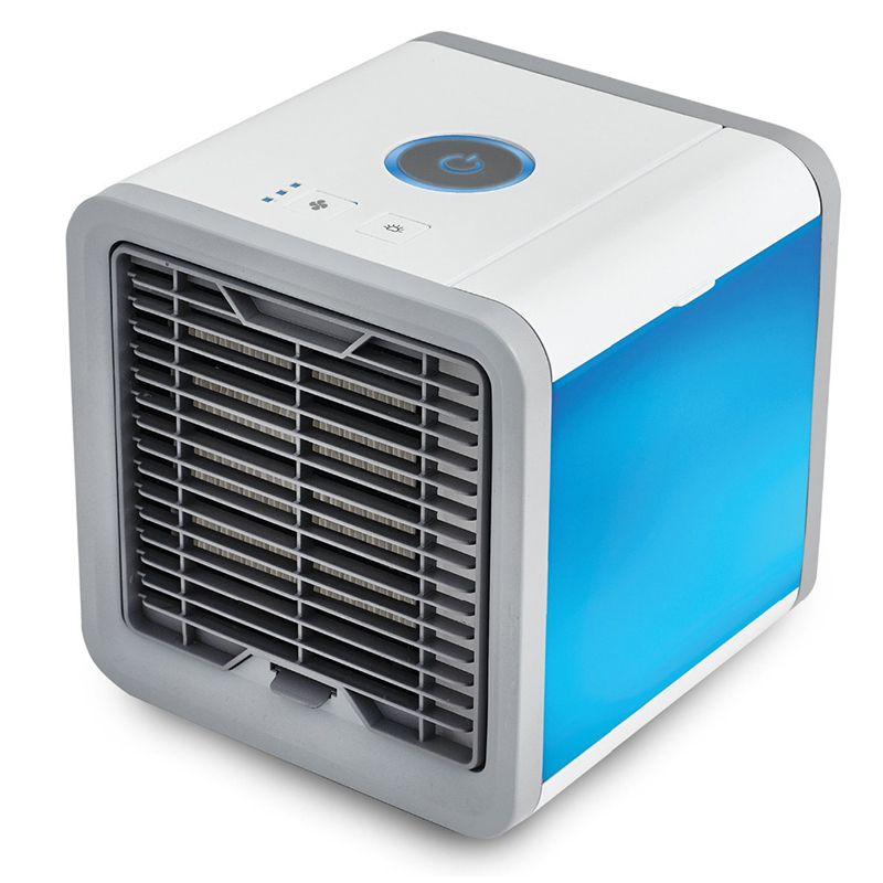 Portable Cooler Air Arctic Personal Space Cooler Easy Quick Way Conditioner фото