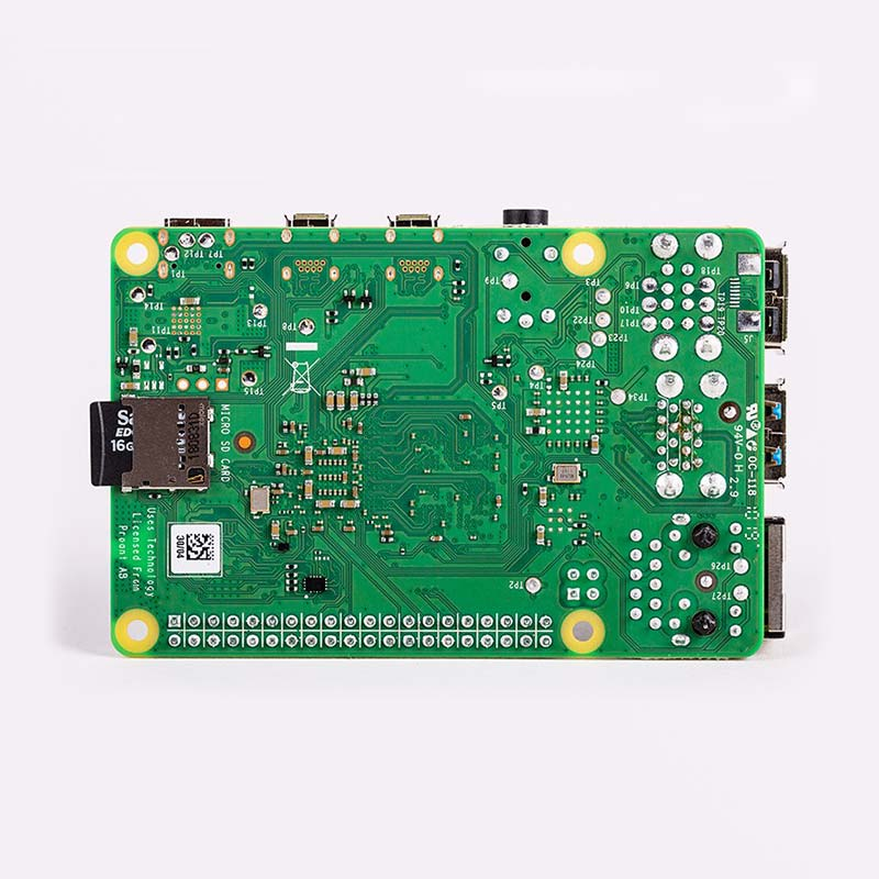 New Raspberry Pi 4 Model B