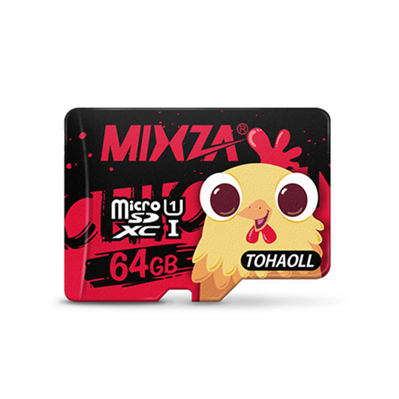MIXZA TOHAOLL Rooster Commemorative Edition UHS-I 3.0 High Speed Memory Card for Phone фото