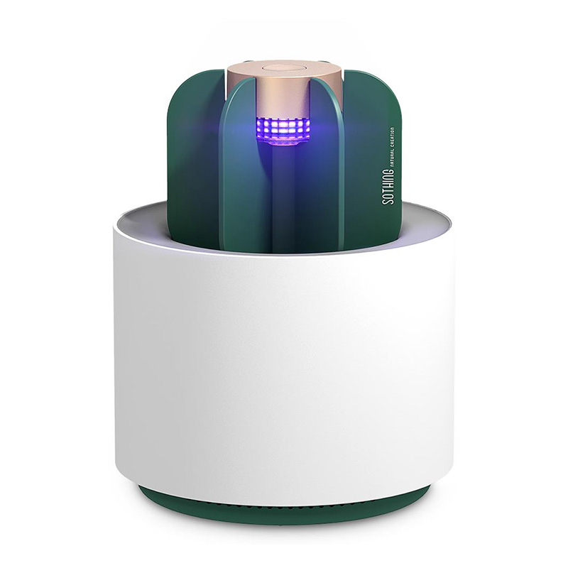 Xiaomi Sothing DSHJ-L-006 Cactus Mosquito Killer Light Eletric USB Smokeless Odorless фото