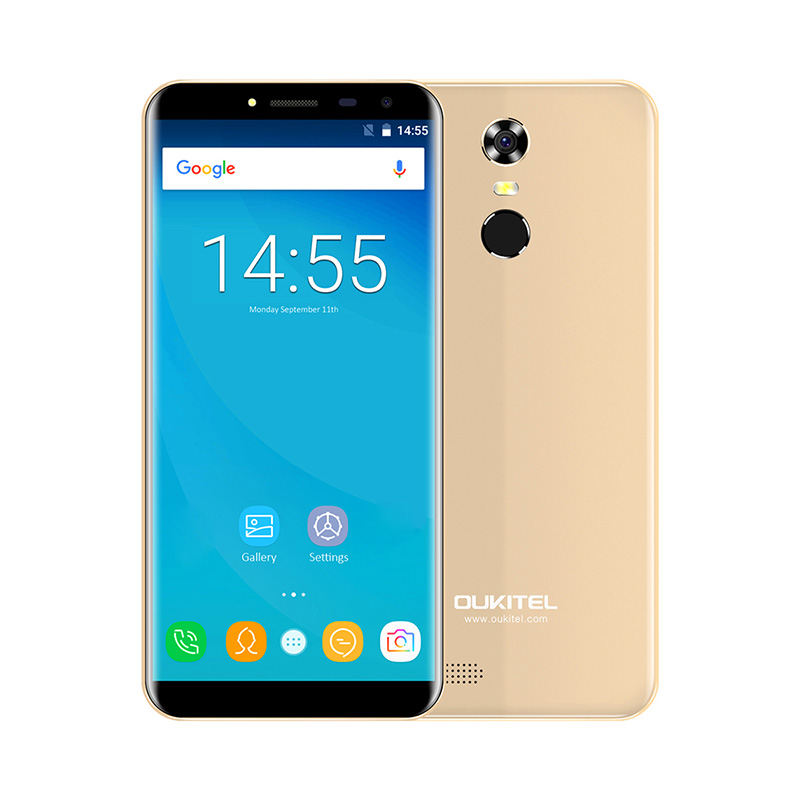 OUKITEL C8 4G Smartphone 2GB RAM 16GB ROM фото