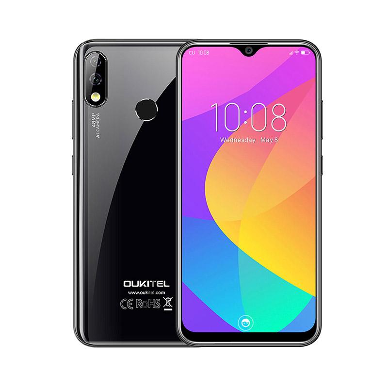 OUKITEL Y4800 4G Smartphone MTK P70 Octa Core 6G RAM 128G ROM Global Version фото