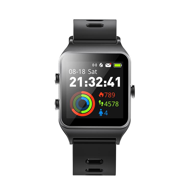 P1C Sports Smartwatch Heart Rate Monitor IP68 Waterproof фото