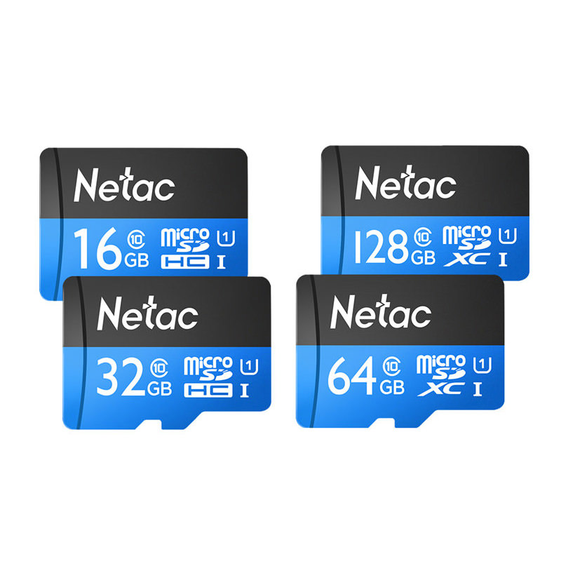 Netac P500 Micro SD card Class 10 Flash Memory
