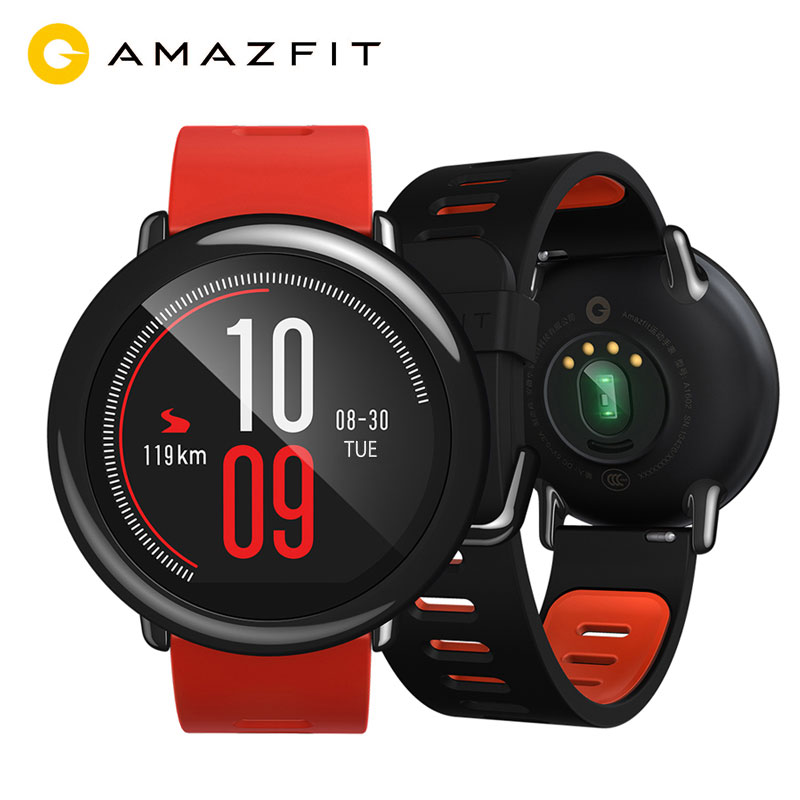Huami AMAZFIT Pace GPS Running Smartwatch Global Version фото