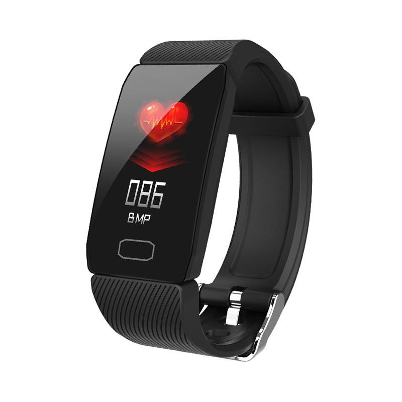 Q1 Bluetooth Smart Bracelet 1.14 inch IPS Color Screen Muti-language фото