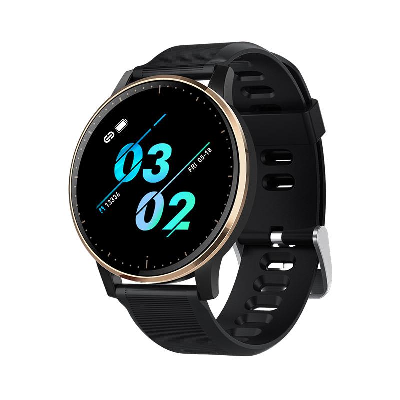 Q20 Smartwatch 1.3 inch Full Screen Touch Waterproof IP67 фото