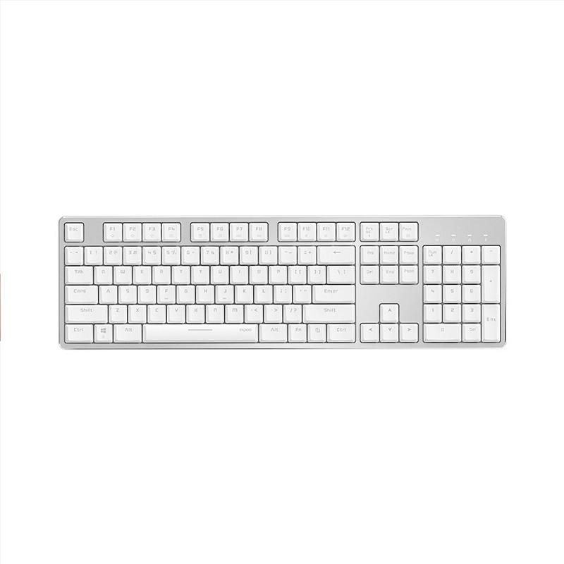 Rapoo MT700 Multi-model Backlit Mechanical Keyboard фото