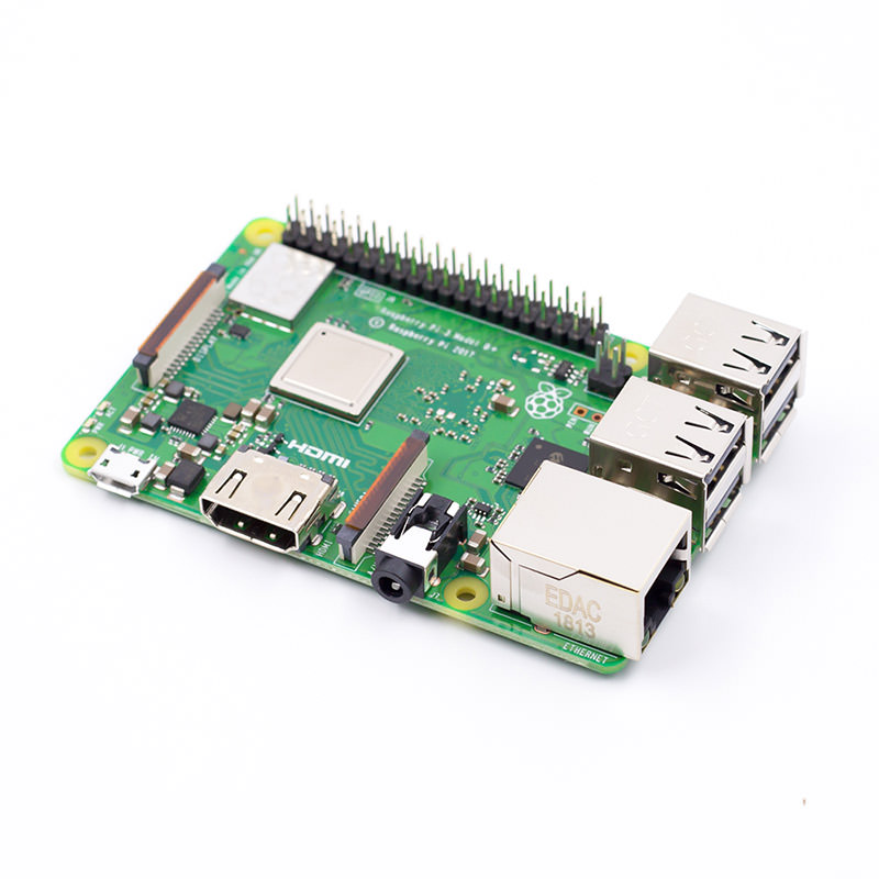 Raspberry Pi 3 B Plus Mother Board E14 фото