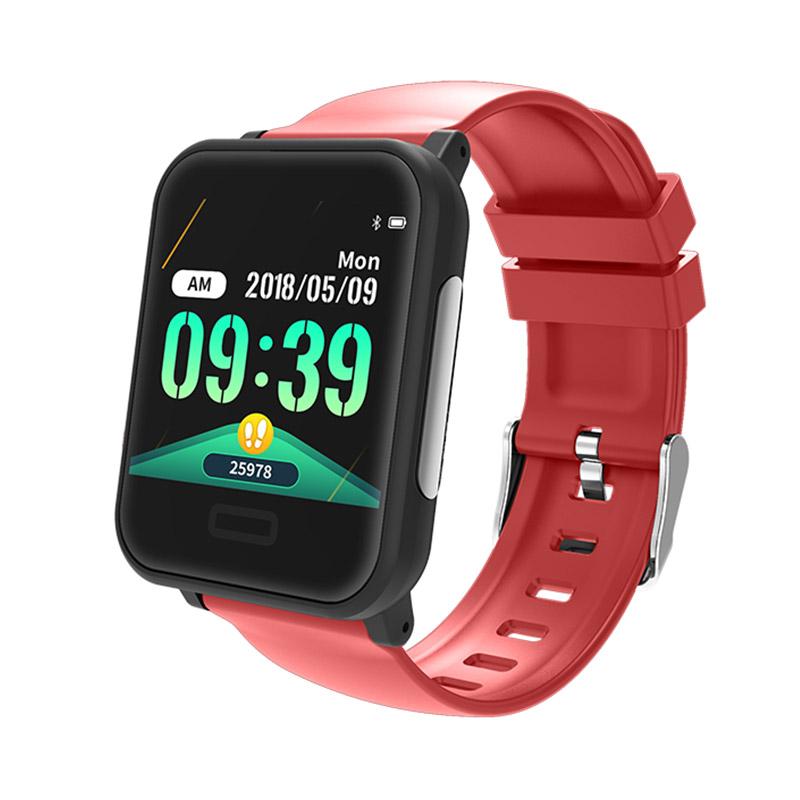GMOVE E33 Bluetooth Smartwatch ECG Heart Rate Monitoring IP67 Waterproof