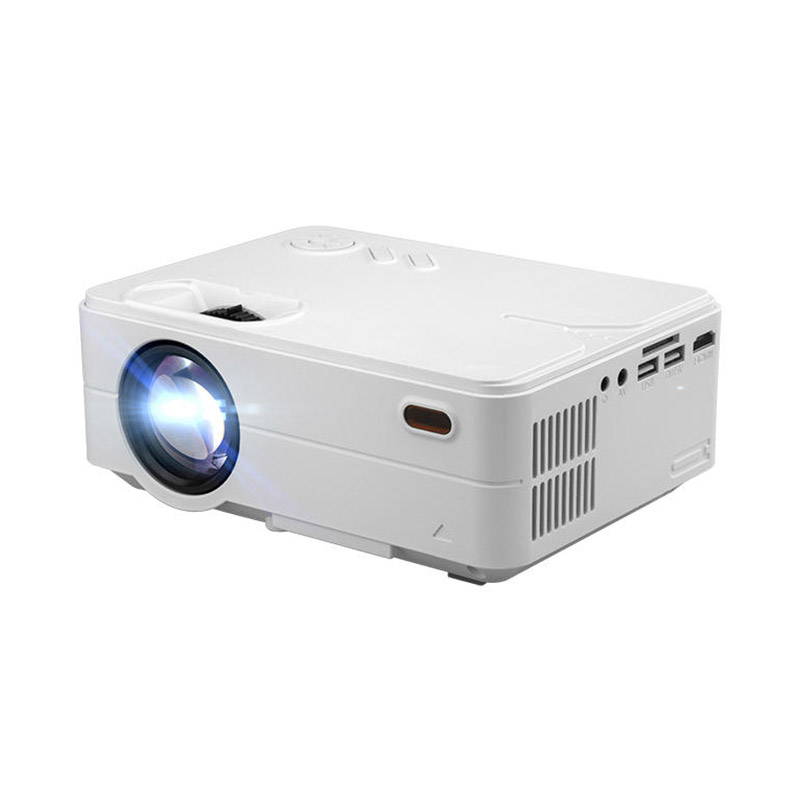 Rigal RD-813 LCD Projector 1500 Lumens Support 1080P Home Theater Projector фото