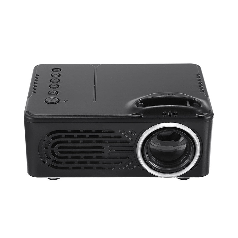 Rigal RD-814 LED Mini Projector 30 Lumens 2.0 inch LCD TFT Display фото