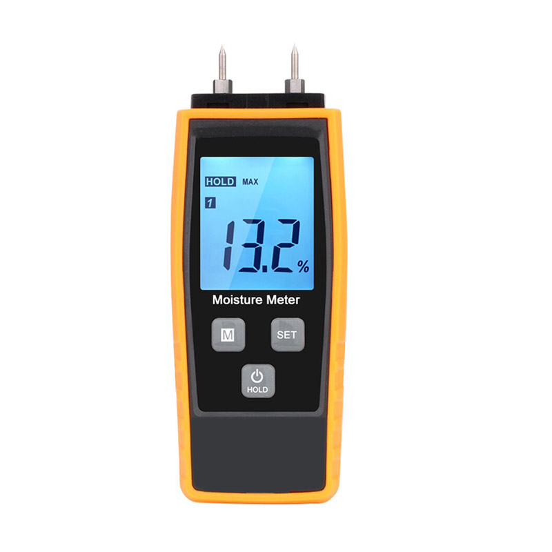 RZ660 Professional Wood Moisture humidity Meter Digital Tester фото