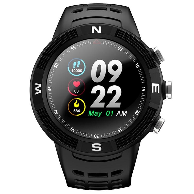 NO.1 F18 GPS Sports Smartwatch