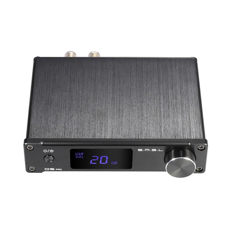 S.M.S.L Q5 Pro Mini Portable Power Amplifier фото