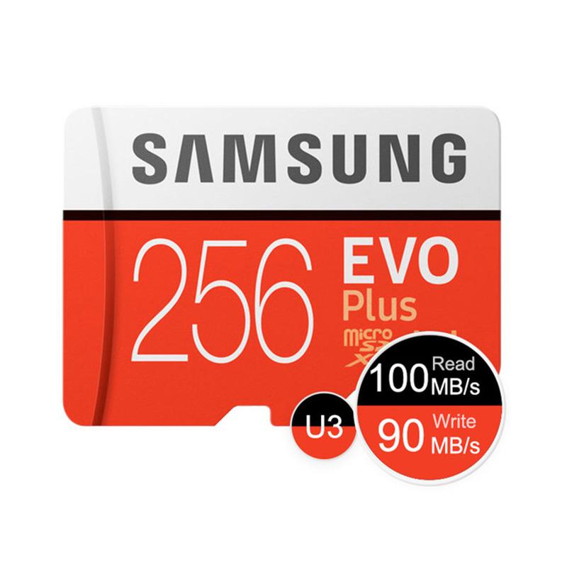 SAMSUNG EVO Plus Micro SD Card фото