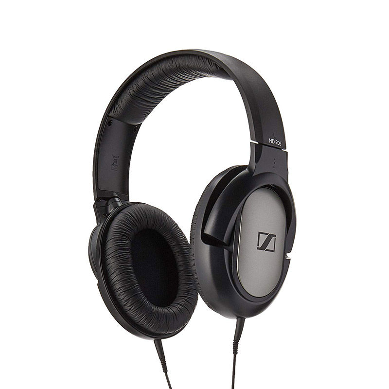 Sennheiser HD206 HiFi Over-ear Headphone фото