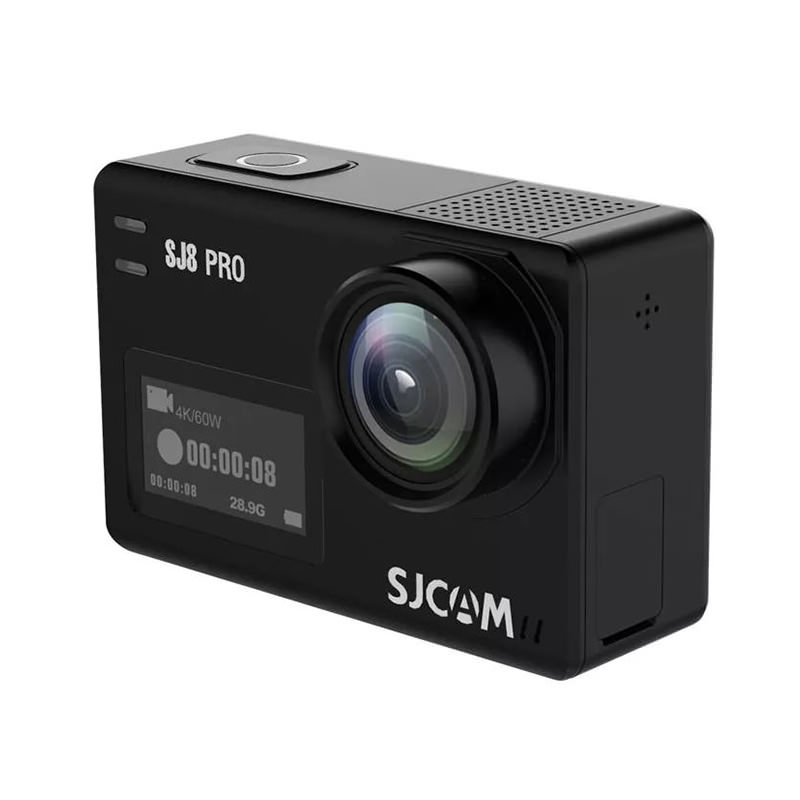 SJCAM SJ8 Pro 4K 60fps WiFi Action Camera Full Set фото