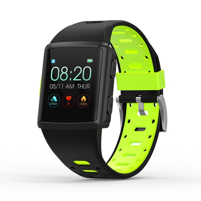 SMA M3 Bluetooth Smartwatch IP68 Waterproof фото