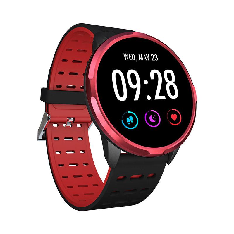 SN67 Bluetooth Smartwatch 1.3inch IPS Big Screen NORDIC NRF52832 Chipset фото