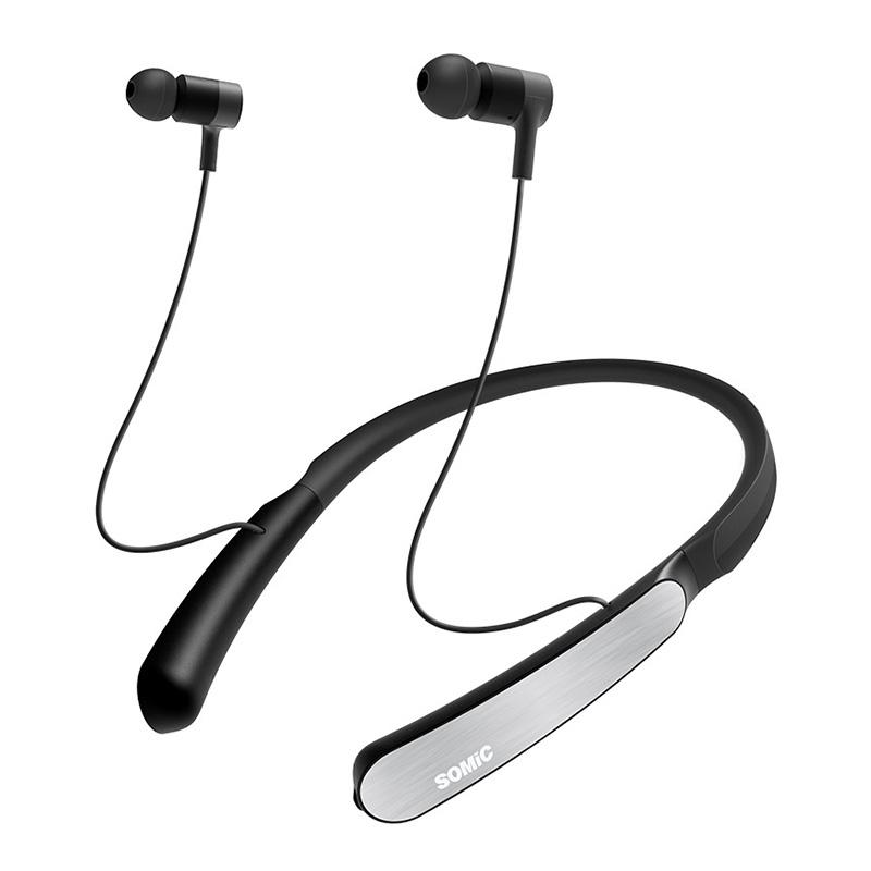 Somic SC1000 Smart Necked Bluetooth In-ear Earbuds фото