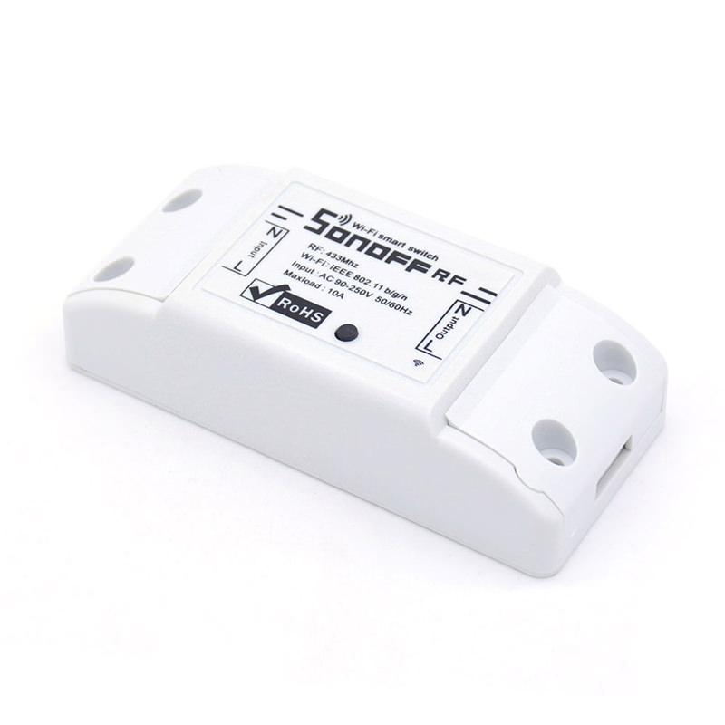 Sonoff RF 433Mhz WiFi Smart Switch фото