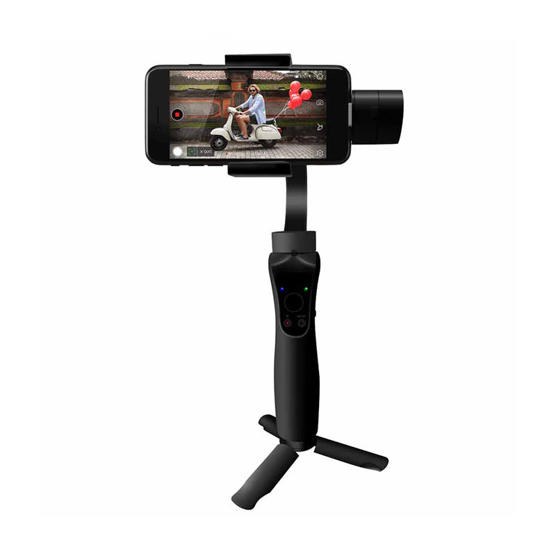SOOCOO PS3 3-Axis Handheld Gimbal Stabilizer Shockproof фото