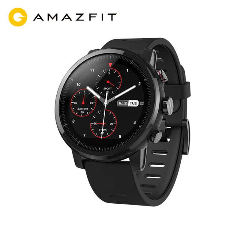 Купить со скидкой Huami Amazfit Stratos Sport Smartwatch 2 Global Version