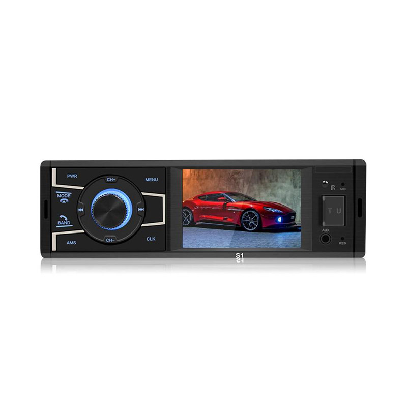 SWM S1 3.2inch Bluetooth 4.0 Car MP5 Player Support FM Radio AUX TF Card