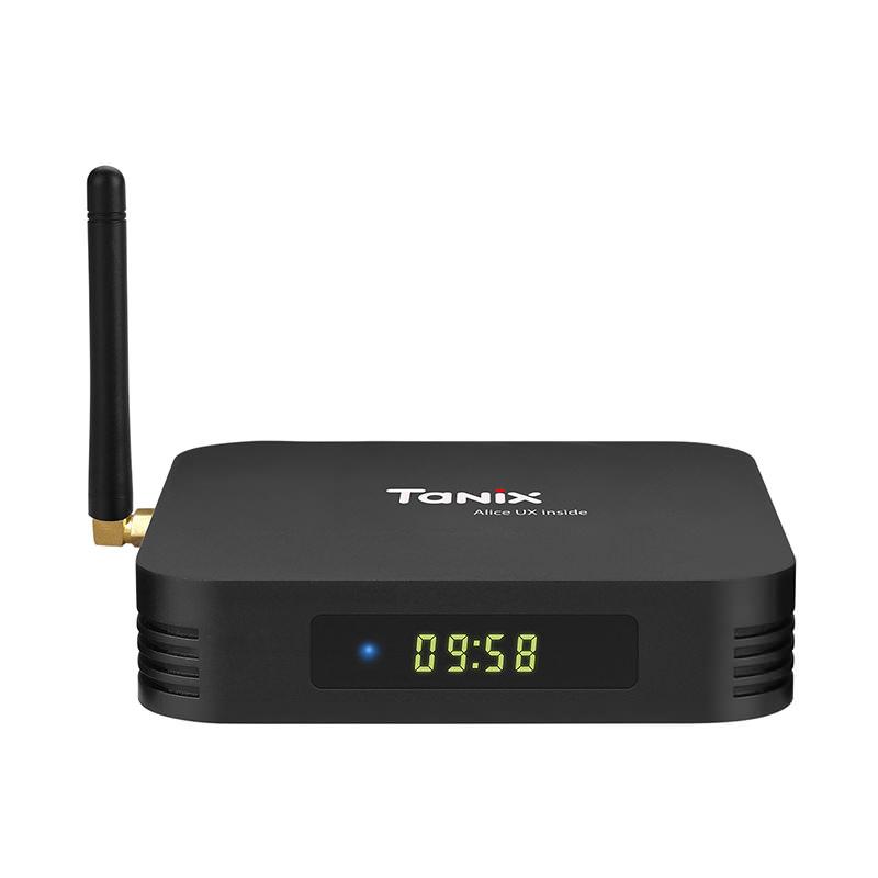 Купить со скидкой Tanix TX6 TV Box 4GB RAM 32GB ROM