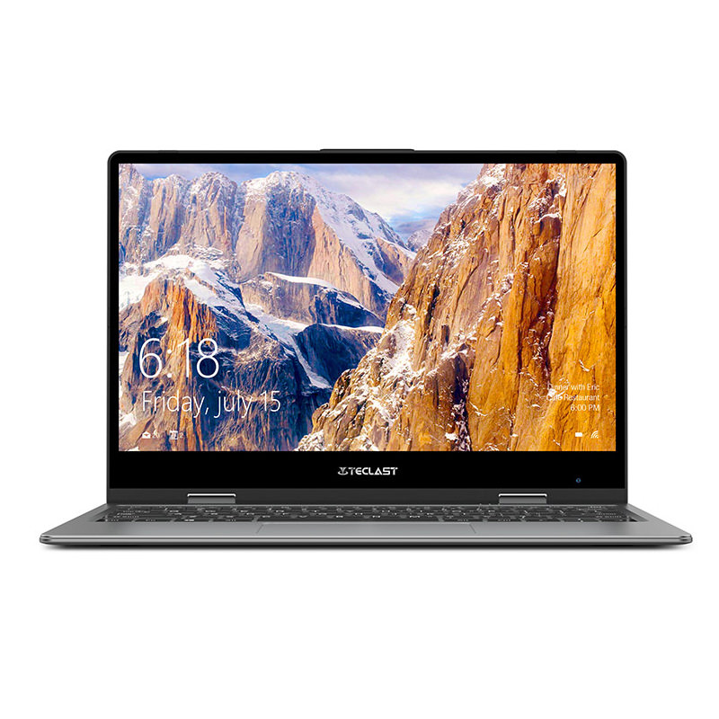 Teclast F5 360°Rotatable Laptop фото
