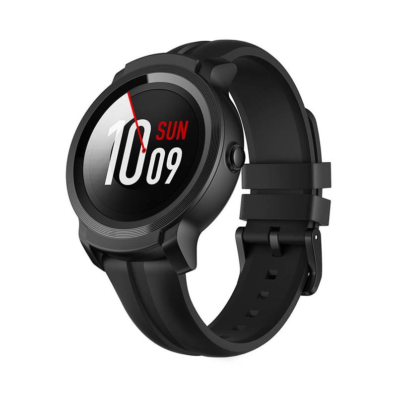 Ticwatch E2 Bluetooth Smartwatch Built-in GPS Qualcomm Snapdragon Wear Platform фото
