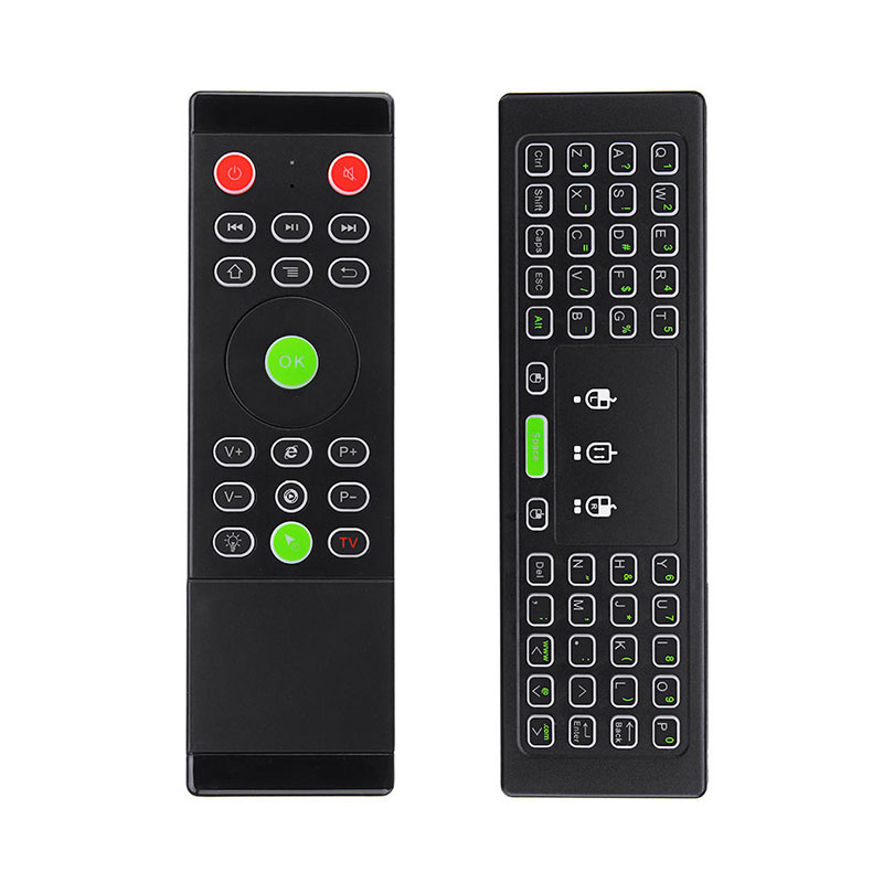 TZ16 Air Mouse 2.4GHz Wireless Keyboard Touchpad Remote Control фото