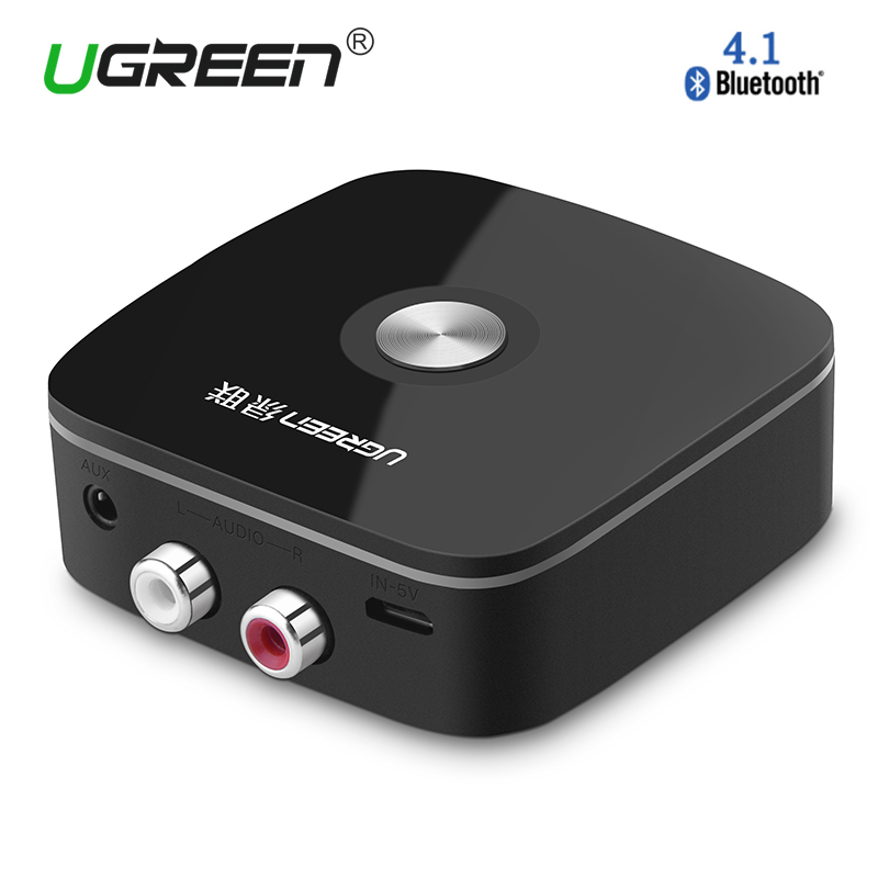 ugreen 30445 wireless bluetooth car receiver audio adapter. Black Bedroom Furniture Sets. Home Design Ideas