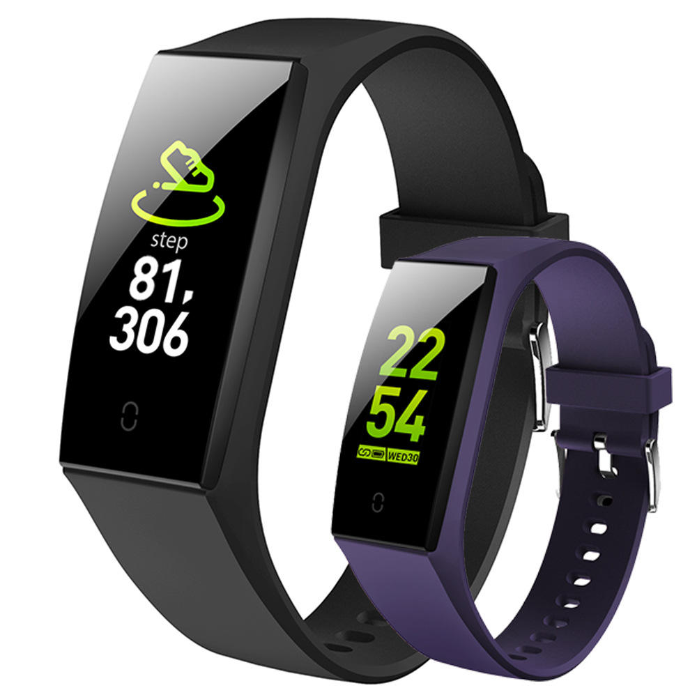 V18 Smart Wristband Fitness Tracker IP67 Waterproof фото